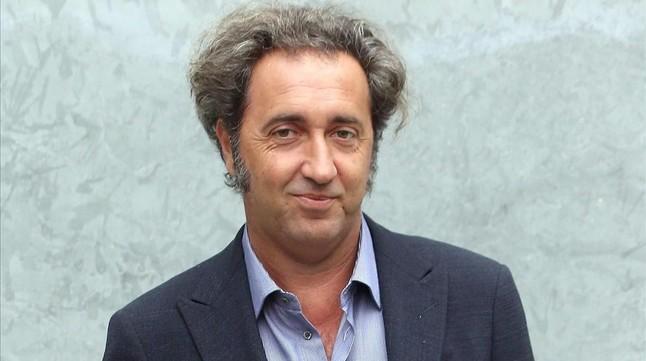 El director italiano Paolo Sorrentino.