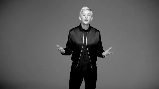 Ellen DeGeneres, Lady Gaga y Pharrell Williams dan la cara por el colectivo LGTB.