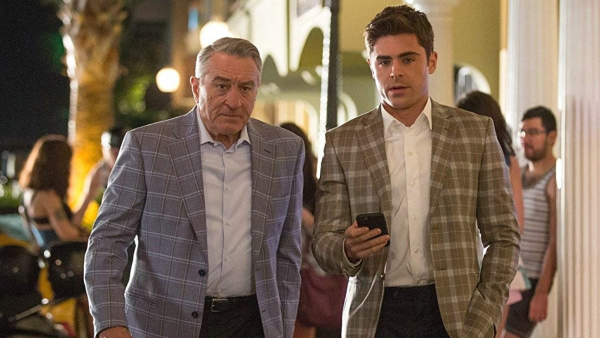 Escena de Dirty Grandpa.