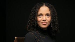 La escritora norteamericana Jesmyn Ward.