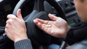 Estos son los medicamentos que más afectan a la conducción