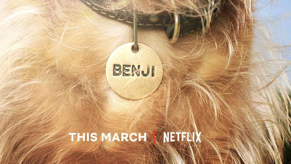 Tràiler de Benji (2018)