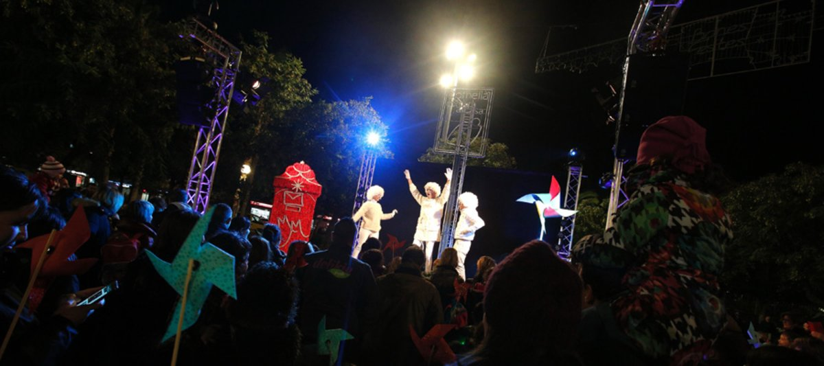 Cornellà dona la benvinguda al Nadal amb l'estrena del St. Ildephon's Christmas Festival