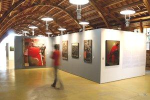 La Nau Gaudí de Mataró i la Col·lecció Bassat celebren 10 anys d'exposicions