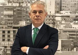 El director general de Avalmadrid, Pedro Embid Herranz, que será reemplazado en cuanto se encuentre a un sustituto.