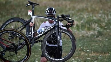 Gaviria en las nubes, Froome en la hierba del Tour de Francia