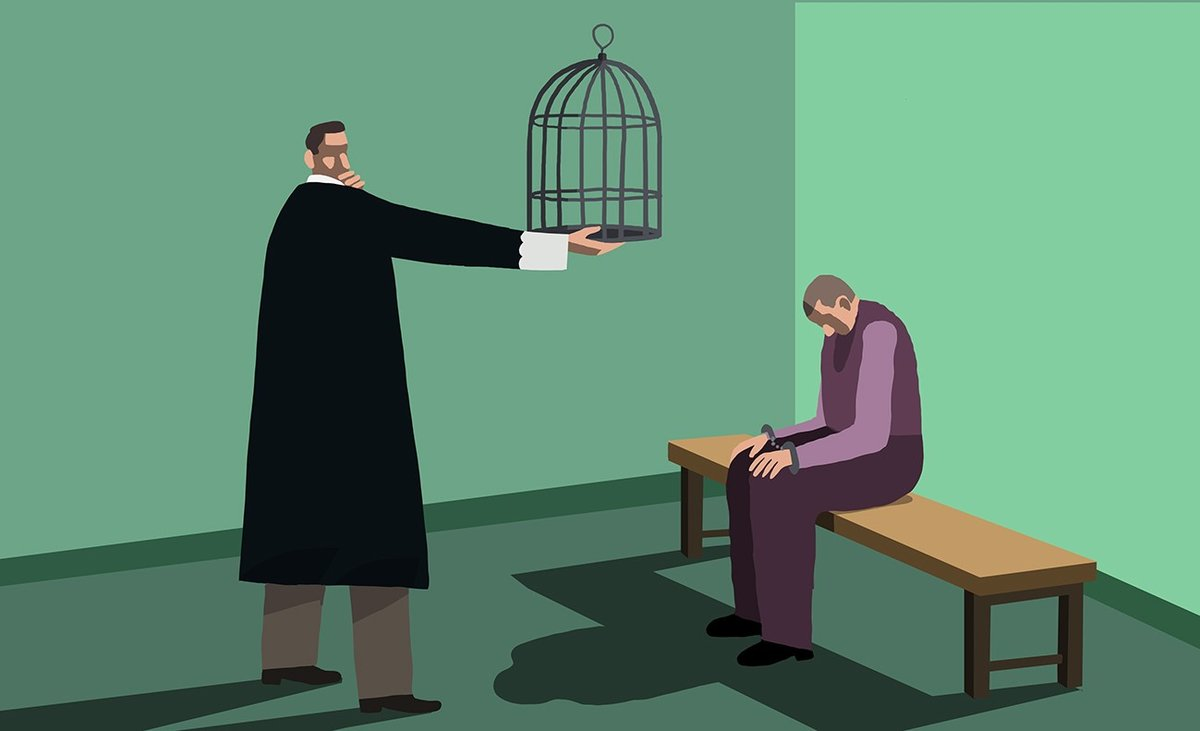 Prisión provisional, ¿por qué?