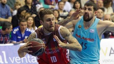 Heurtel rescata al Barça Lassa en Burgos