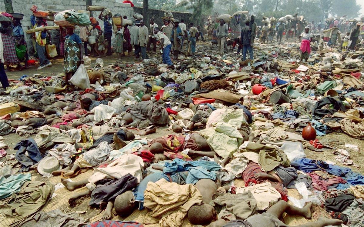 Genocidi Ruanda, lliçó oblidada
