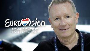 Jon Ola Sand, supervisor ejecutivo del Festival de Eurovisión