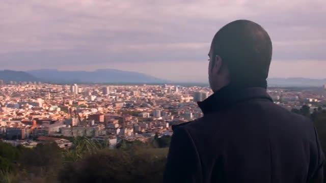 Jordi Ballart presenta su candidatura para las elecciones municipales de 2019 en Terrassa.