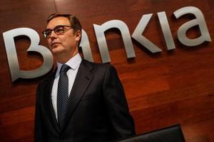 José Sevilla, consejero delegado de Bankia, ayer en Madrid.