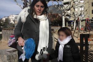 La madre de Nadia Nerea, en una foto de archivo