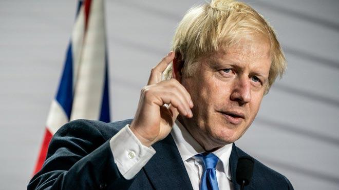Primer revés a l'intent de frenar la maniobra de Boris Johnson