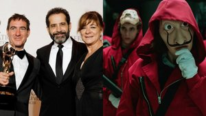 'La casa de papel' marca un hito en la televisión al hacerse con el Emmy Internacional