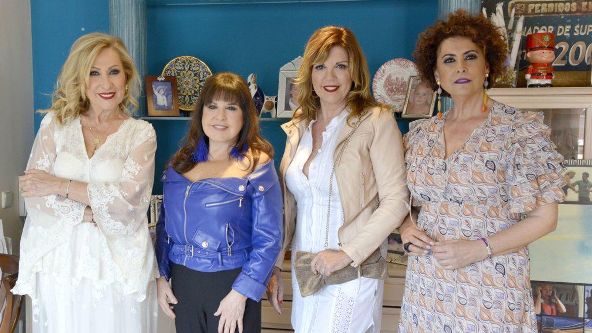 Las participantes de la octava edición de 'Ven a cenar conmigo: Gourmet Edition'.
