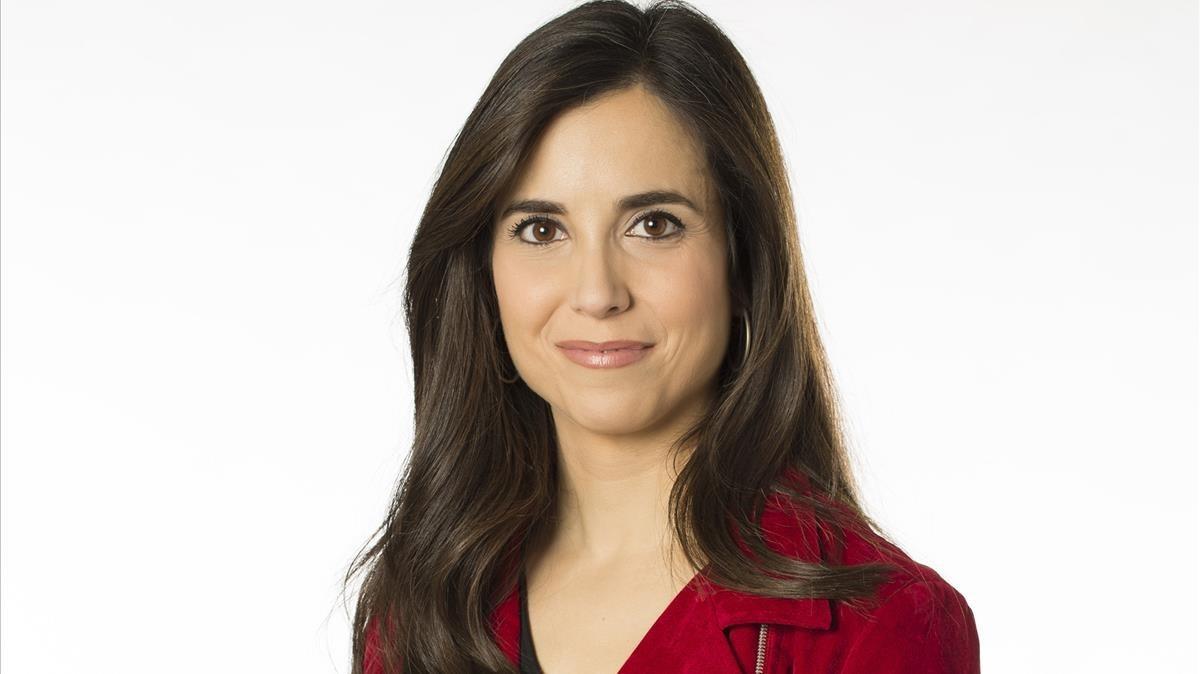 La periodista Laura Rosel, expresentadora de 'Preguntes freqüents', en TV-3.