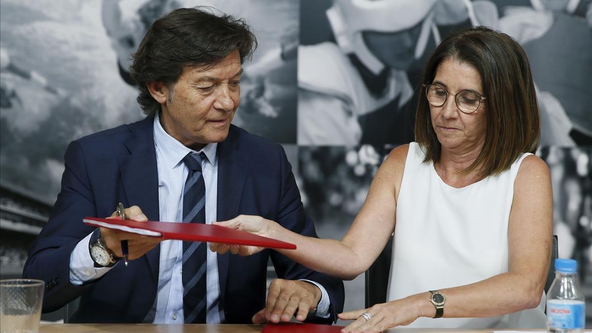 """Lete: """"Lo mejor"""" para deporte español es que Villar dimita """"cuanto antes"""""""