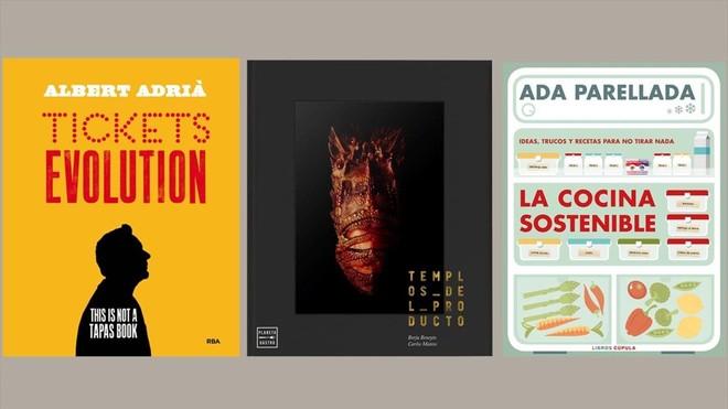 10 libros de cocina para salivar en Sant Jordi