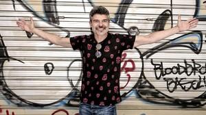 L'actor Nacho Guerreros planta cara a l'assetjament escolar