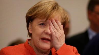 Merkel, una piedra angular vacilante