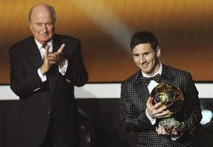 Messi podría ganar su sexto Balón de Oro.