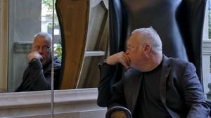 Michael Connelly, en el Hotel Majestic de Barcelona.