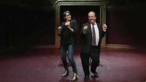 Miquel Iceta baila con Thais Villas en El Intermedio