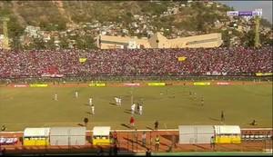Un momento del Madagascar-Senegal.