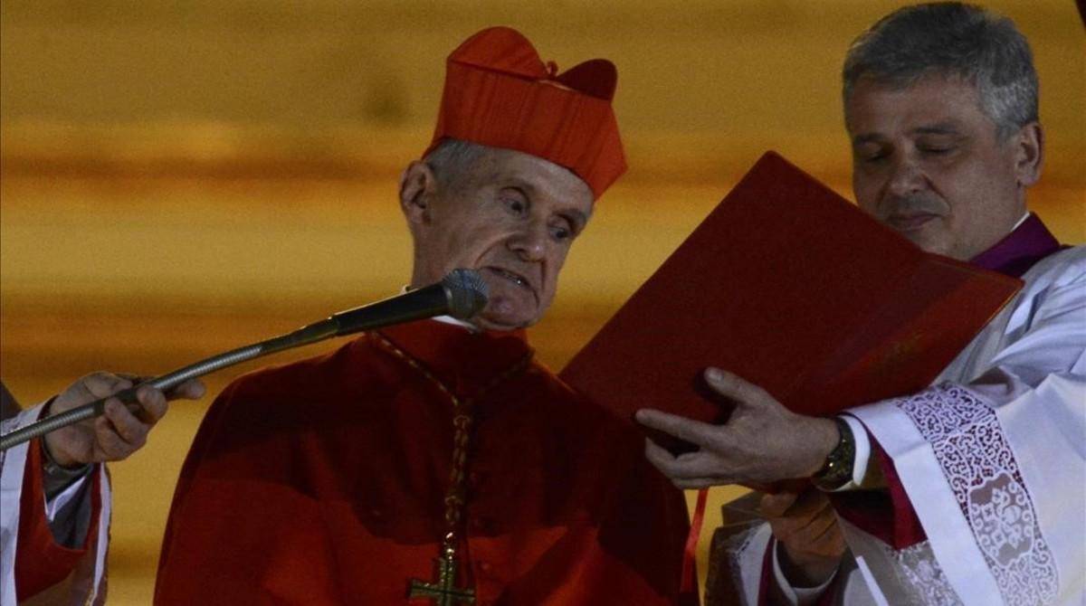 La comunidad religiosa expresó su dolor por la muerte del cardenal Tauran