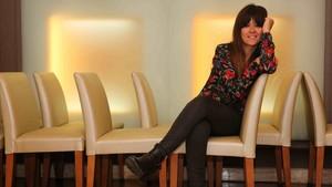 La cantante Vanesa Martín que actuará en el Festival de la Porta Ferrada