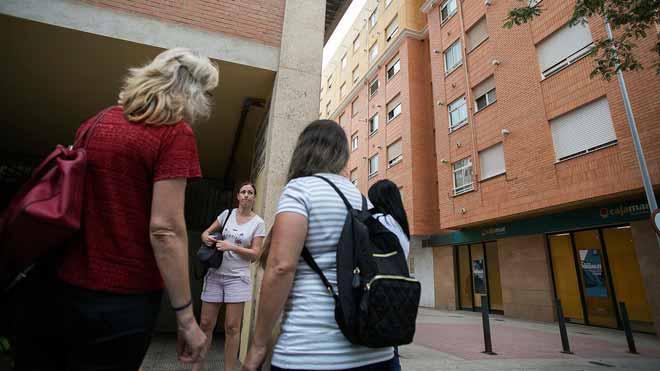 Un home mata les seves dues filles a Castelló i després se suïcida