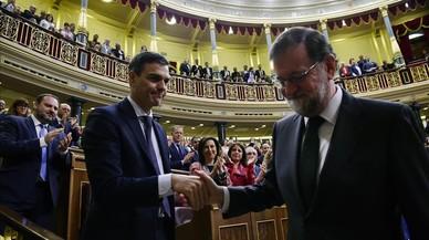 """El PSOE se prepara para una oposición """"brutal"""" del PP"""
