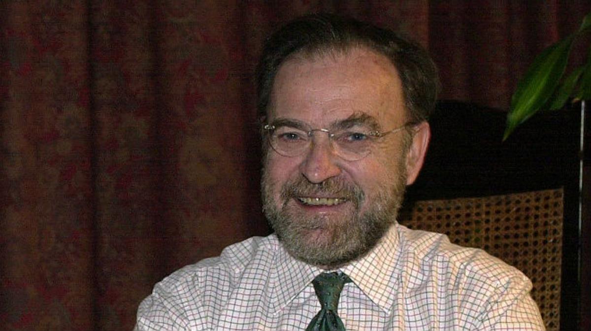 El periodista Antonio Burgos.