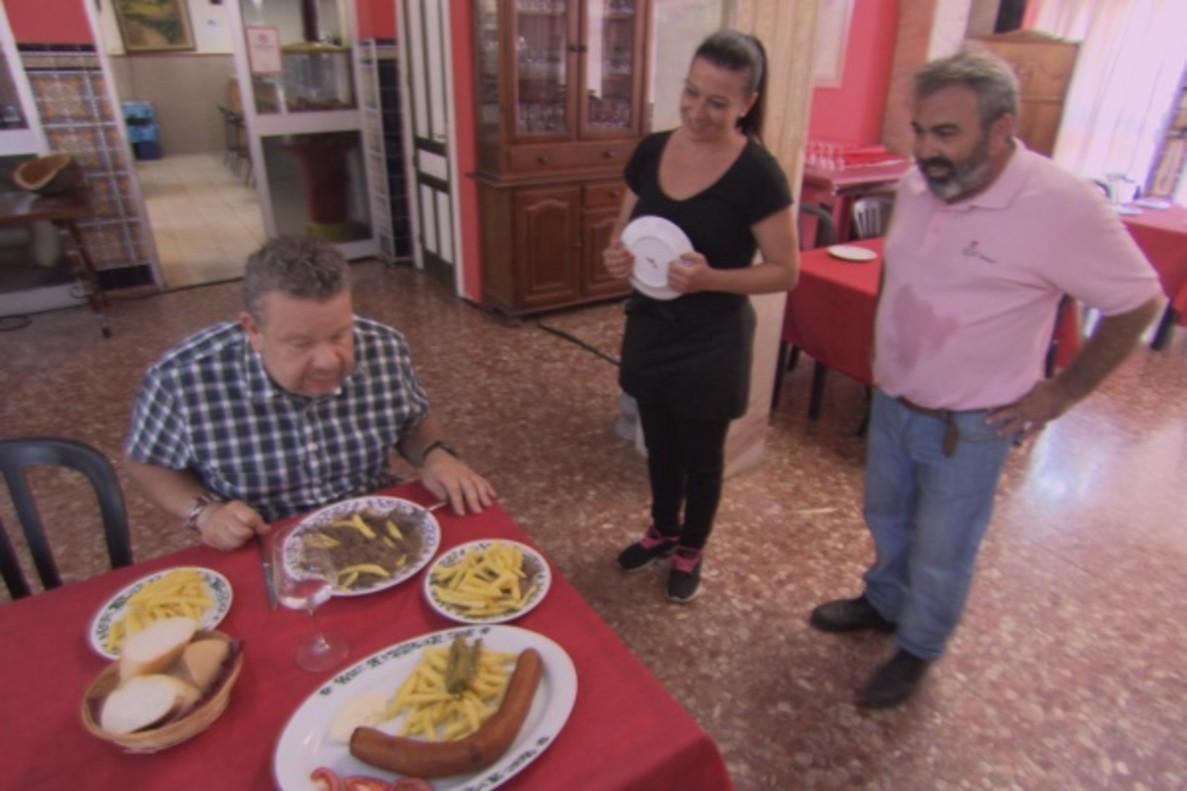 'Pesadilla en la cocina'   Alberto Chicote viajará hasta Córdoba para enfrentarse a la inexperiencia, gritos y lágrimas de 'El rosal'