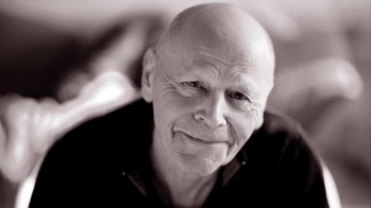 El escritor francés Pierre Michon.