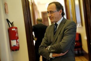 El presidente del PP vasco, Alfonso Alonso, ha declarado que llegará hasta el final para aclarar el presunto desvío de fondos.