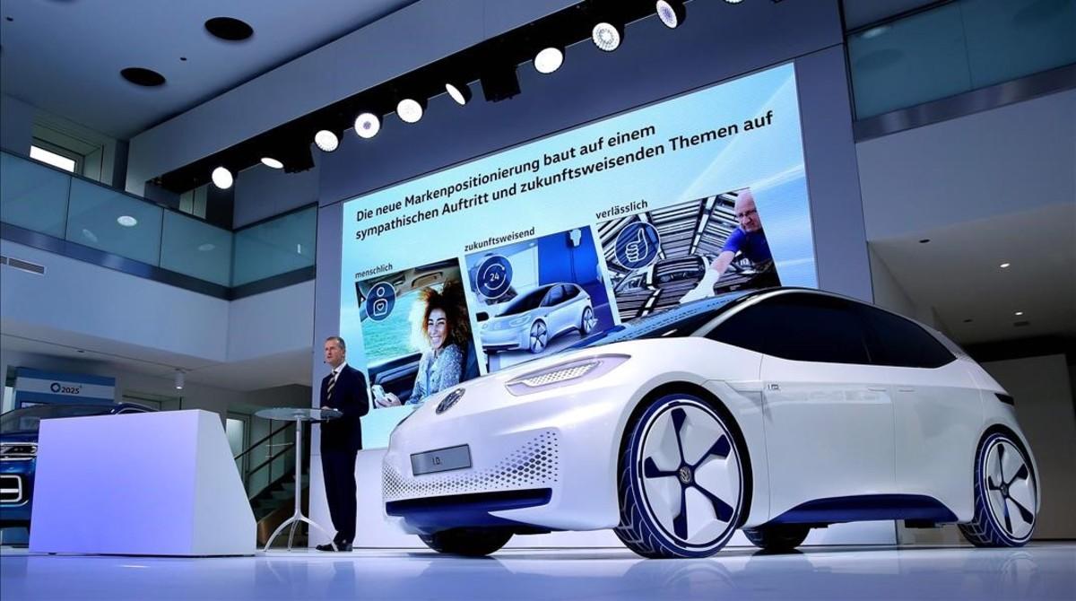 El proyecto ID de Volkswagen para apostar por la electrificación.