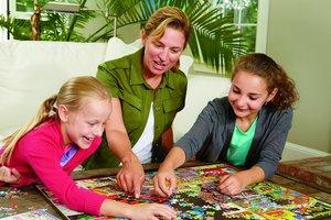 Los mejores puzzles: horas de diversión y entretenimiento