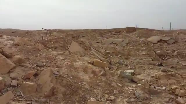 Vídeo de lo que queda de Nimrud tras el paso del Estado Islámico.