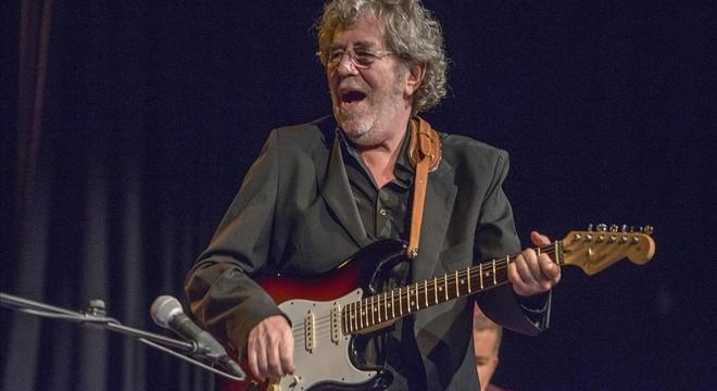 Pi de la Serra, cantautor y 'bluesman'