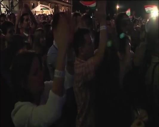 Amaral castiga la classe política amb el seu nou videoclip.
