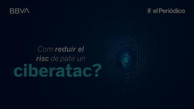 Resumen del 'webinar' sobre ciberseguridad organizado por El Periódico de Catalunya y BBVA.