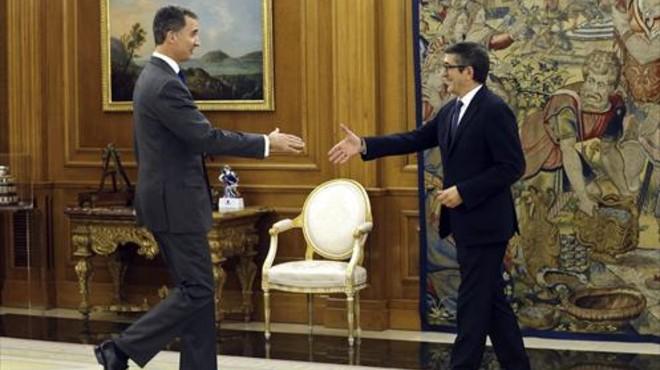 Pedro Sánchez y el lobo