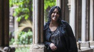 Romina Escalante, una madre exadicta de las villas argentinas.