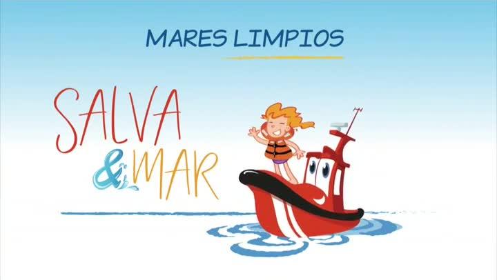 Salvamento Marítimo lanza una campaña para reducir la basura marina en origen.