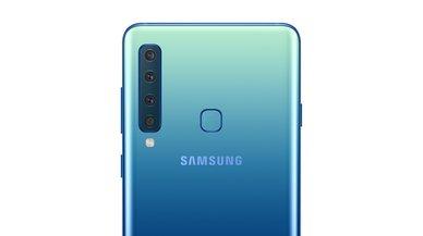 Samsung presenta el Galaxy A9 con una cuádruple cámara trasera