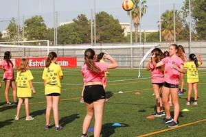 Sant Boi celebra el 8 de junio el séptimo encuentro por el deporte femenino
