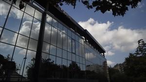 La sede de Abertis en Barcelona.