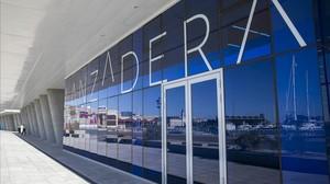 Sede de Lanzadera en la Marina de Empresas de Valencia.